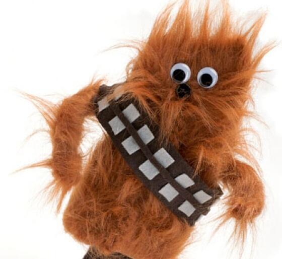 I'll bring my Chewbacca sock puppet too!   #StarWars https://t.co/x2MtSn0tkh