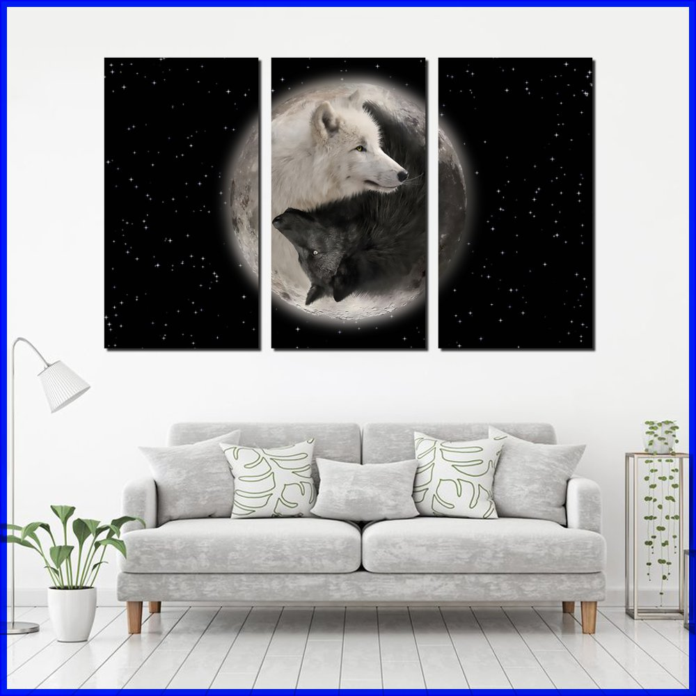Who would like to order this wolf canvas ?  Shop yours here &gt;  https:// goo.gl/Vuw16i  &nbsp;   Tag friends who love this <br>http://pic.twitter.com/O0r4Et4WBK