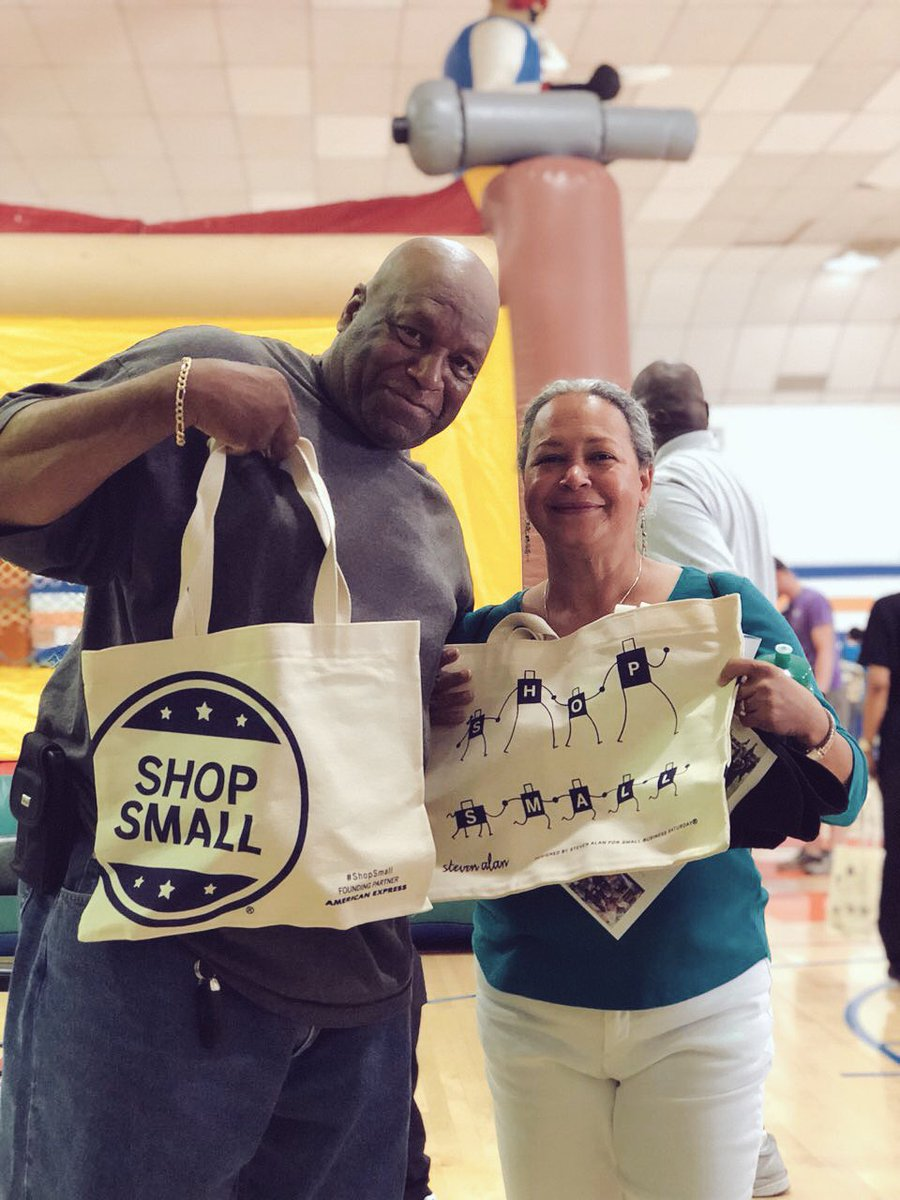 Stop by the #Ward4 Family Fun Day at West Elementary and pick up your very own #shopsmall bag at our booth! #uptownmainstreet<br>http://pic.twitter.com/2uMbn9fPQn
