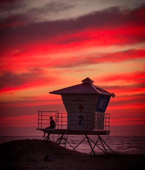 Reminiscing of today... #SurfCityUSA : Micah Fitch<br>http://pic.twitter.com/M9DZSBLVuV