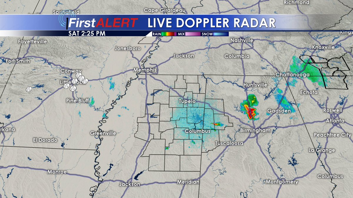 Wcbi Weather On Twitter 2 50 Pm We Re Looking Dry For Now Out