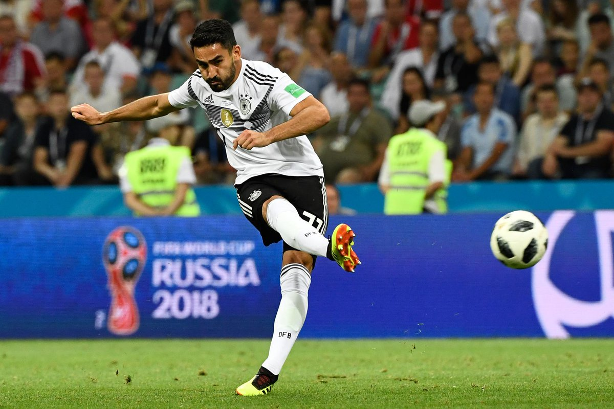 Never write off the champions Rudiger and Gundogan both feature in Germanys dramatic 2-1 win against Sweden #GERSWE #WorldCup