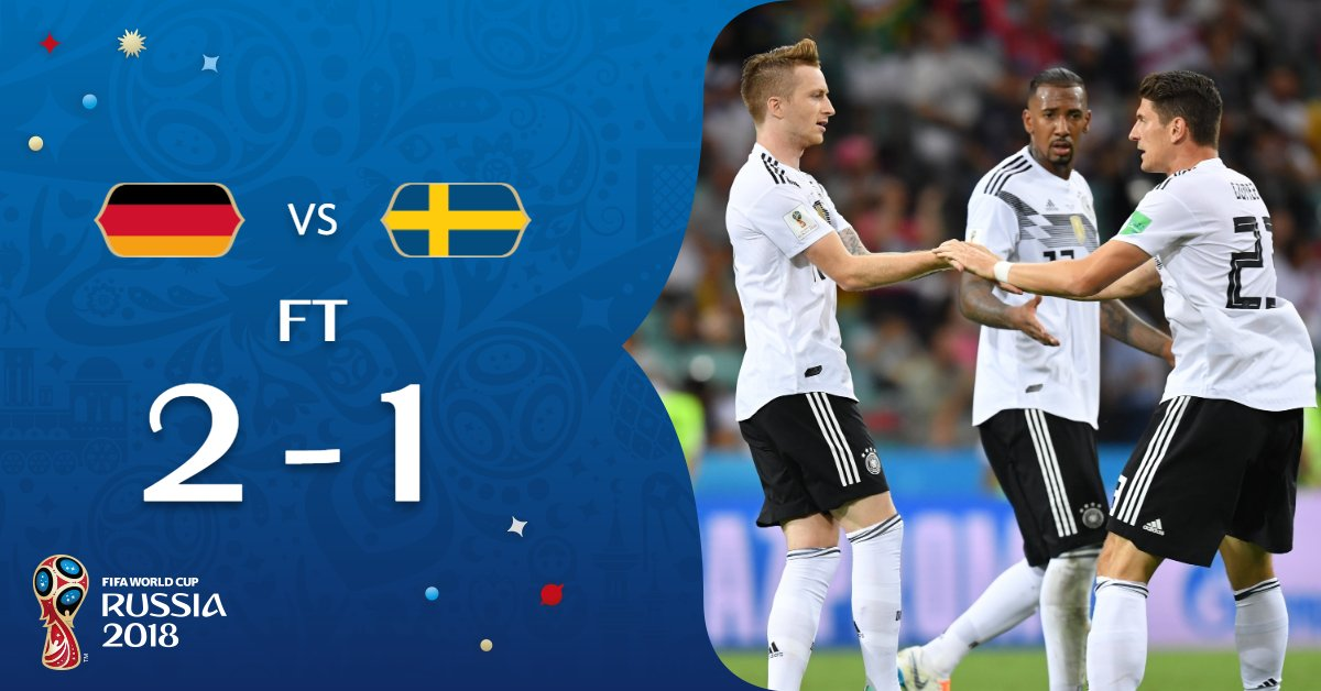 Football, eh?  #GERSWE