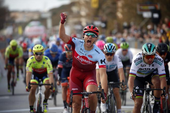 Kittel: You can never set the goal of five wins at the Tour de France German says Chris Froome participation reflects badly on sport buff.ly/2lv0a3N