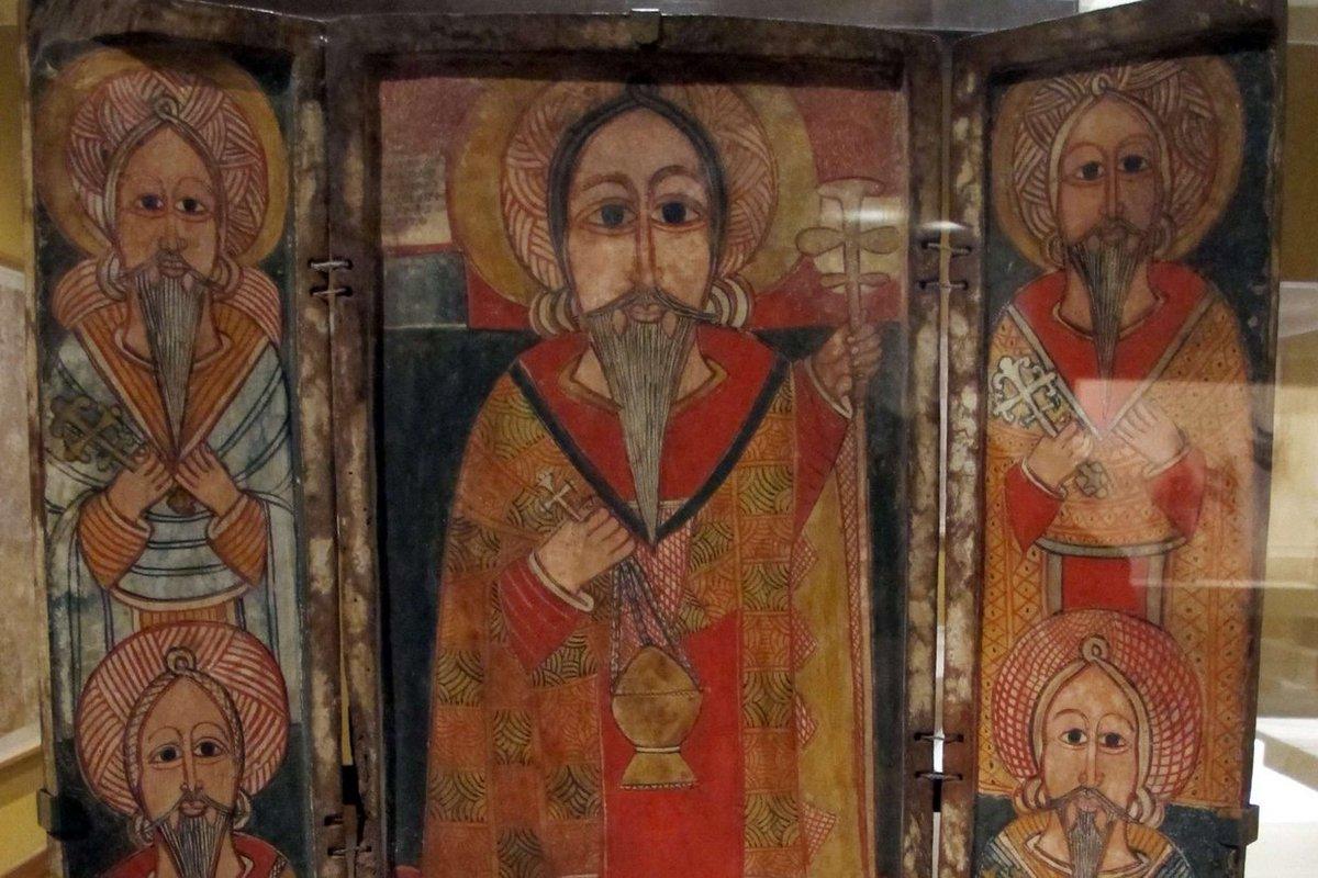 Viterbo. In mostra cinquanta icone copte e oggetti della tradizione religiosa d'Egitto https://t.co/AC0F662Xcp