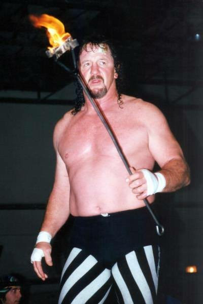 Happy birthday to one of my heroes Terry Funk! Here s one of my favorite photos I ever shot in celebration.
