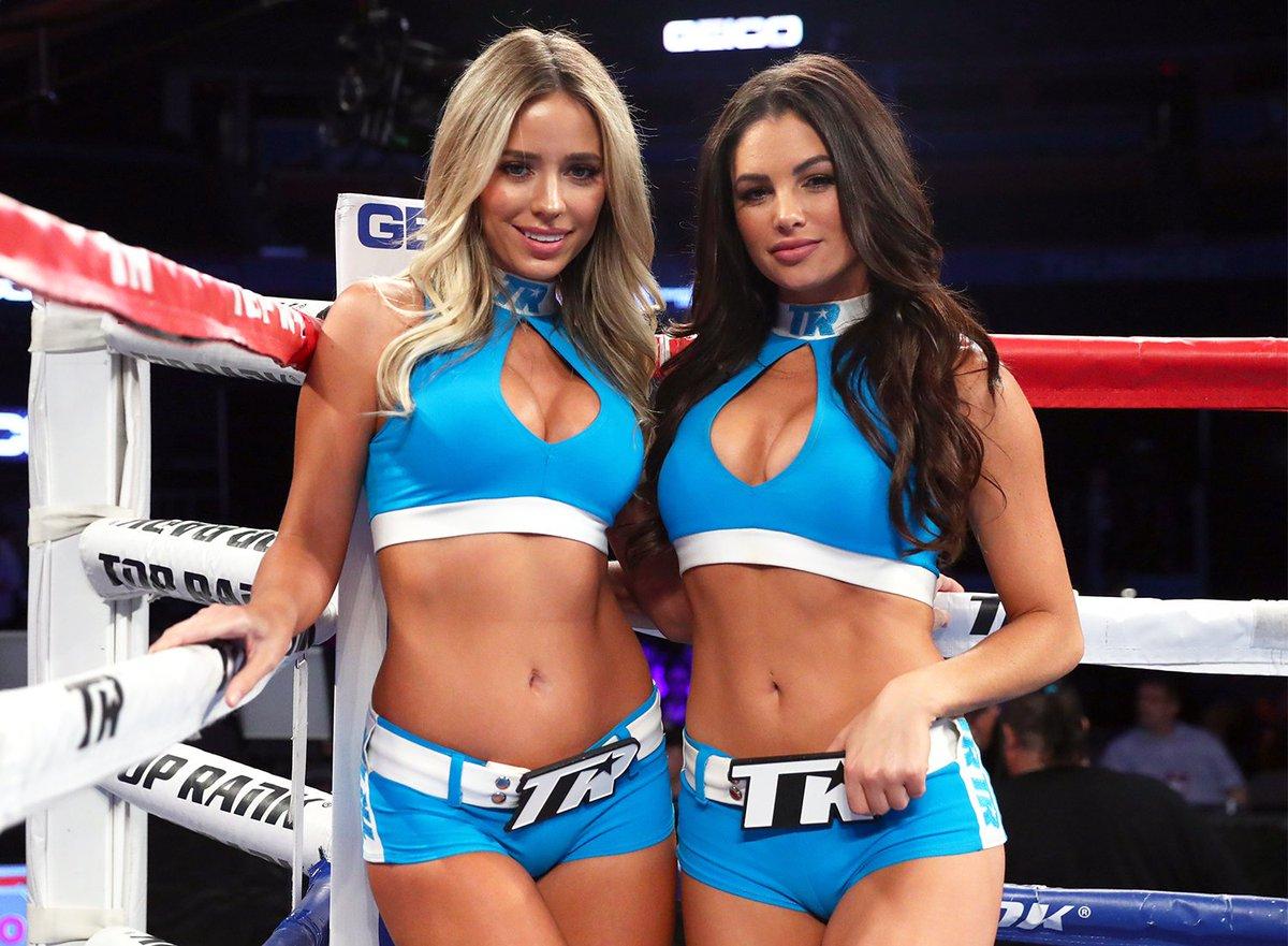 Фото российских ринг герлз