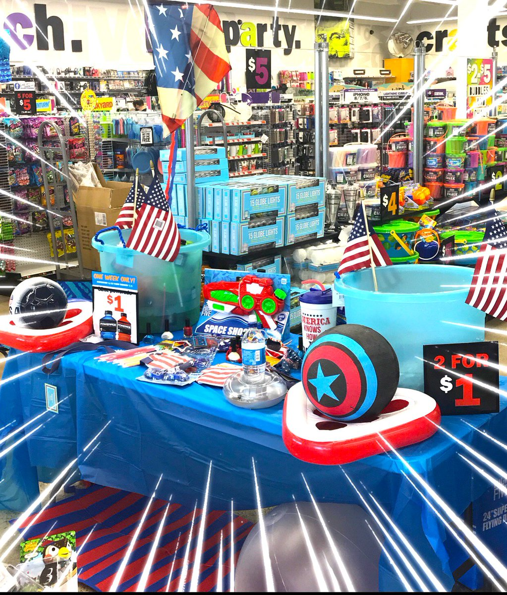 65d8d4caf SUN July 1st from 1-5PM! http   fivebelow.com store-locator  pic.twitter.com KRlVWefcQ7