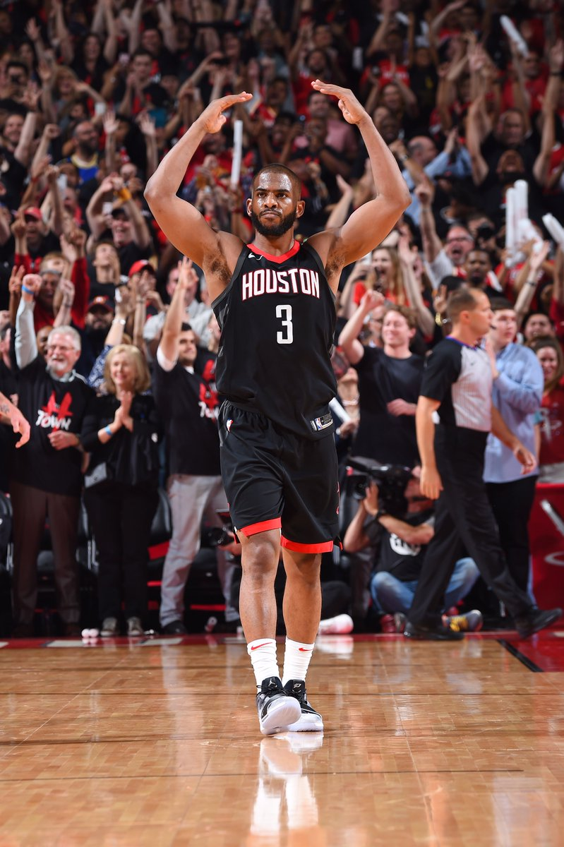 Replying to @CP3: UNFINISHED BUSINESS...RUN IT BACK 🤘🏾🚀