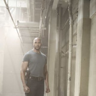 Happy birthday to you Henry Simmons as Mack