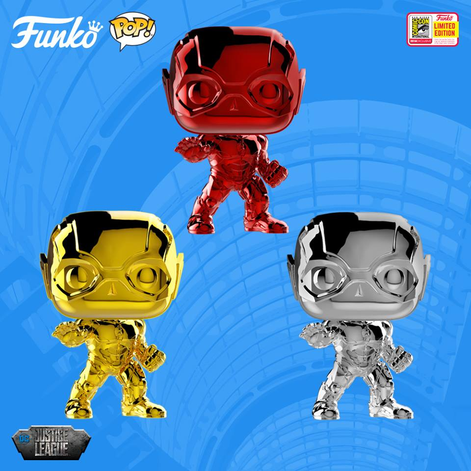 ICYMI - 2018 SDCC Exclusive Reveals: DC! Make sure to check our blog for the full list of DC exclusives! #FunkoSDCC funko.com/blog/article/2…