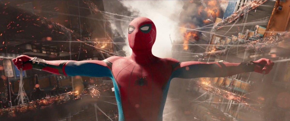 Spider-Man sequel gets a title in a surprise announcement https://t.co/pBPnjjWHPY
