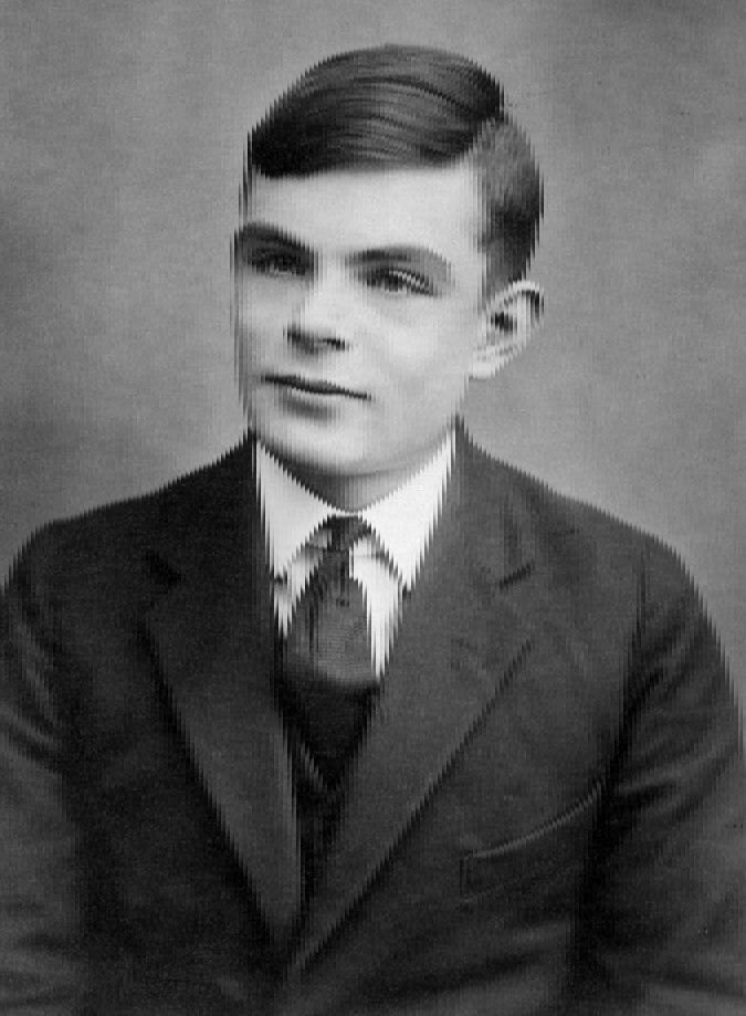Happy birthday to genius Alan Turing, who played a pivotal role in helping the Allies win in World War II, and who was treated awfully by the UK government during his brief time on this earth.