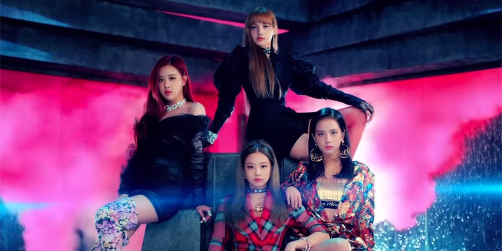Black Pink sets a new record for girl groups once again on YouTube and in UK charts https://t.co/d6UpMVXgkV