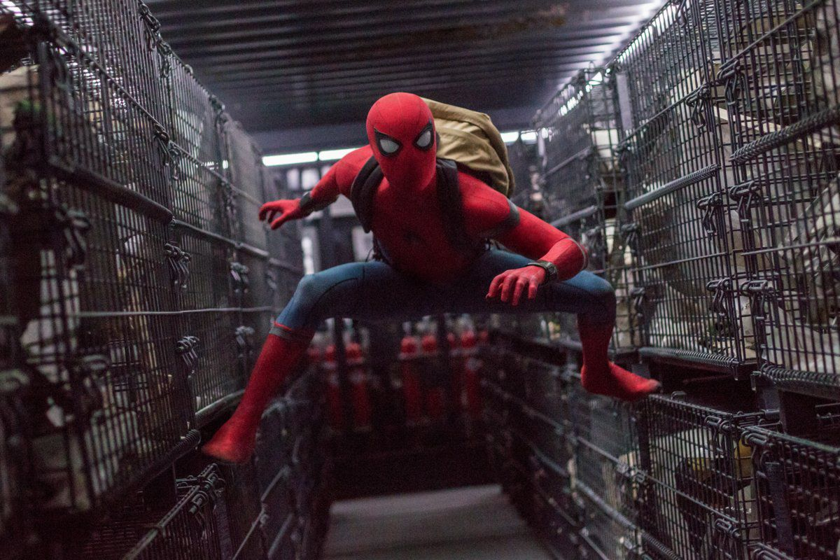 Tom Holland just revealed the full title of his Spider-Man sequel https://t.co/epa24urrz6