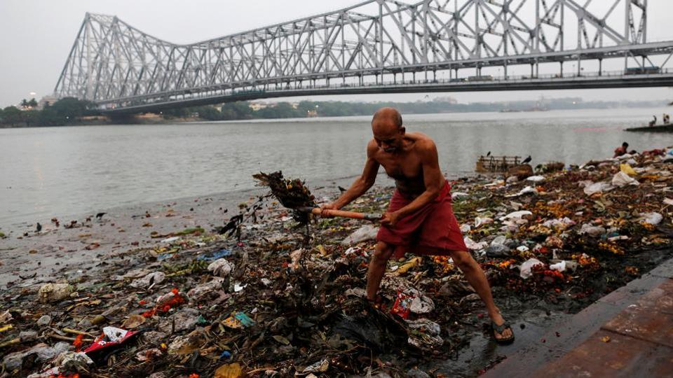 19 of India's 25 dirtiest cities are in West Bengal https://t.co/7tJneCx3tD