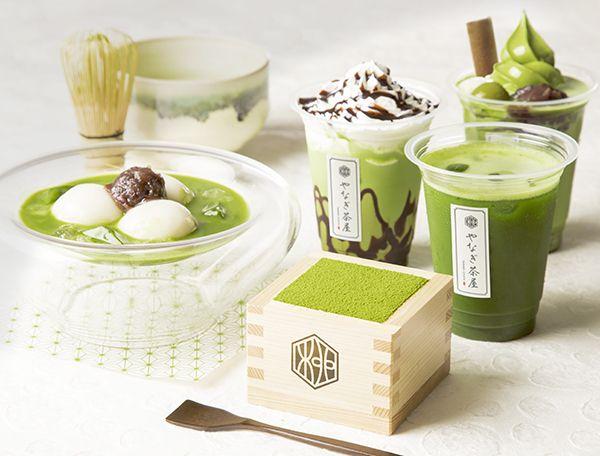 【至福!】浅草に抹茶スイーツの和カフェ「やなぎ茶屋」が登場 https://t.co/UK1pAOlWIq  京都の老舗茶商「森半」の抹茶を使用した甘味などを提供。SNSで話題の「升ティラミス」も販売される。7/6オープン。