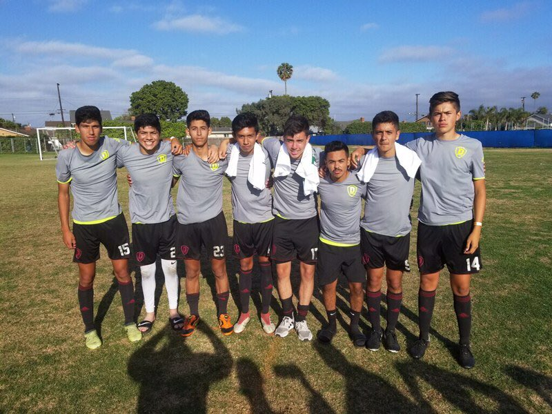 Bring on Mexico. Downey wins South Torrance soccer tourney. Beat Cathedral 3-0.  Co MVP - Cesar Ruvalcaba and Derek Roque.