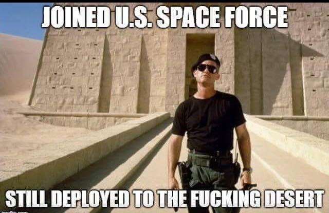 Image result for Space Force memes