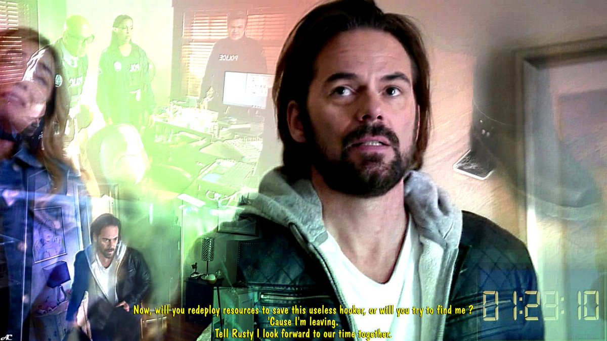 "#Burkettes #BillyBurke #MajorCrimes  #StrohSaturday MAJOR CRIMES 06x13 ""By Any Means (Part4)"""