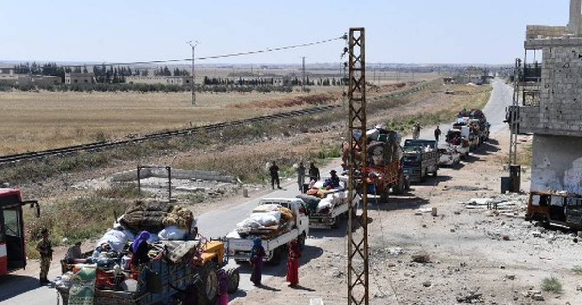 Syrie. Premières frappes russes dans le sud du pays depuis la trêve https://t.co/3TcPYOUy69