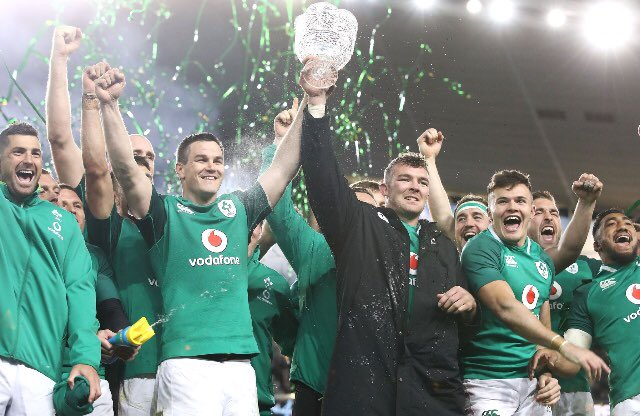 test Twitter Media - Stat of the Day: The aggregate score in @IrishRugby's 3 match series victory over the @qantaswallabies was 55 - 55. That's how close it was!                    1st test - 18 - 9 2nd test - 21 - 26 3rd test - 16 - 20 https://t.co/7Eqzg3xjLd