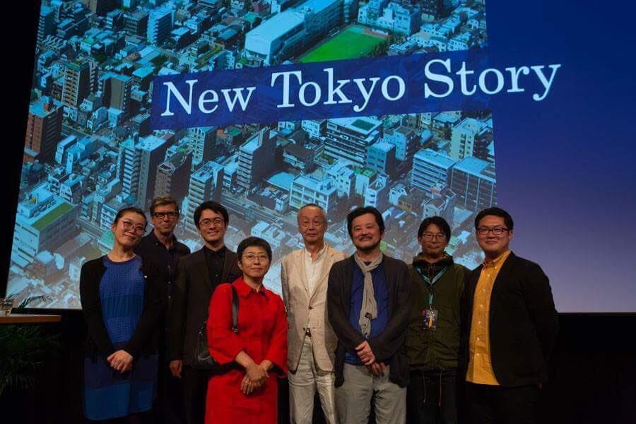 Afbeeldingsresultaat voor new tokyo story