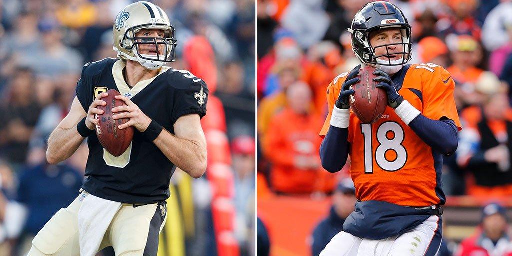 Peyton Manning: Drew Brees megérdemli a rekordot