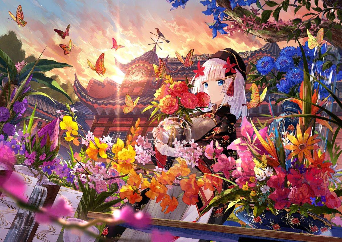 美しい幻想世界とキャラクターを描くに関する画像3