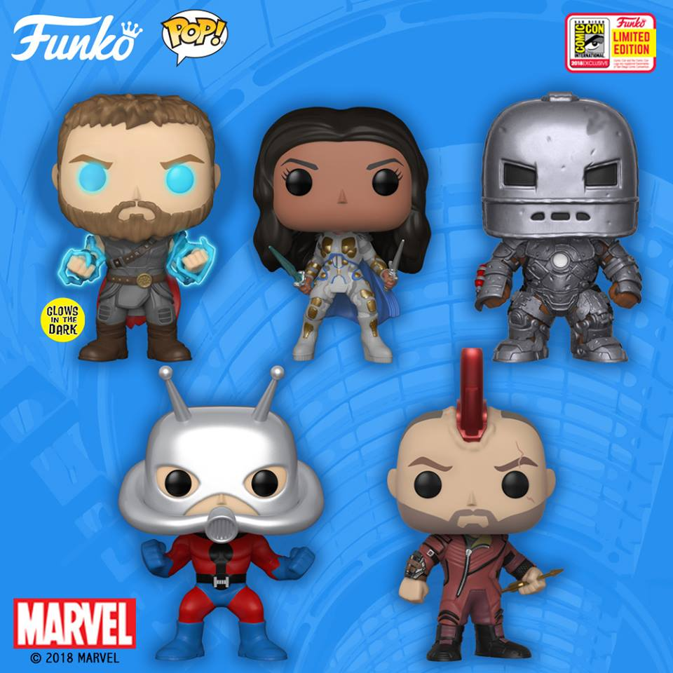 ICYMI - 2018 SDCC Exclusive Reveals: Marvel! Check out our blog post for the full list of Marvel exclusives! #FunkoSDCC funko.com/blog/article/2…