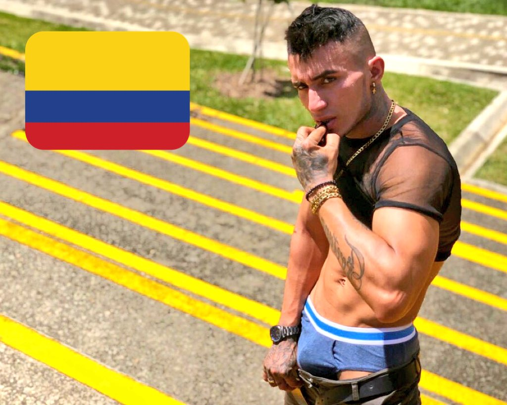 sexo colombiano
