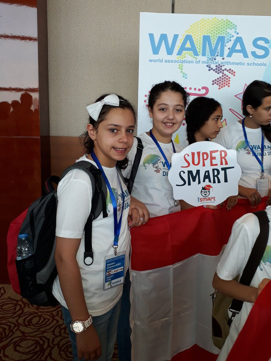 Our super smart students are living an unforgettable experience #WAMASCompetition #ismart @Dubai @DawhaHighSchool<br>http://pic.twitter.com/r6xaQUUYcx