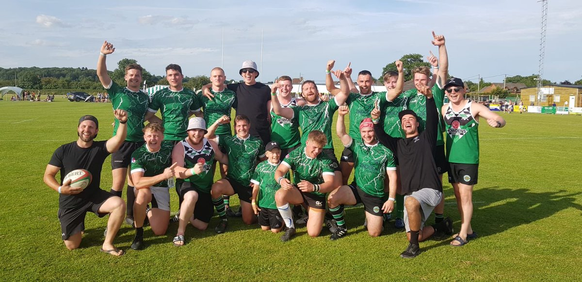 Could not have asked for a better start to the clubs 7s career  Winning our first tournament with only conceding 10 points  Outstanding from all Bowmen involved  Thankyou @SundogsFestival for a top weekend #Champions #WeGoAgain <br>http://pic.twitter.com/7zXUf21t1E