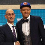 Image for the Tweet beginning: Kevin Knox won over the