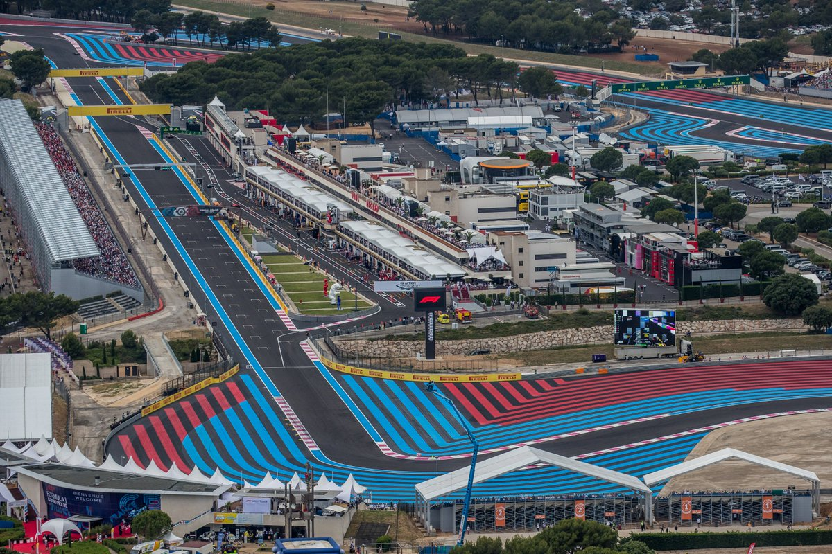Grand Prix de France F1's photo on Grand Prix de France