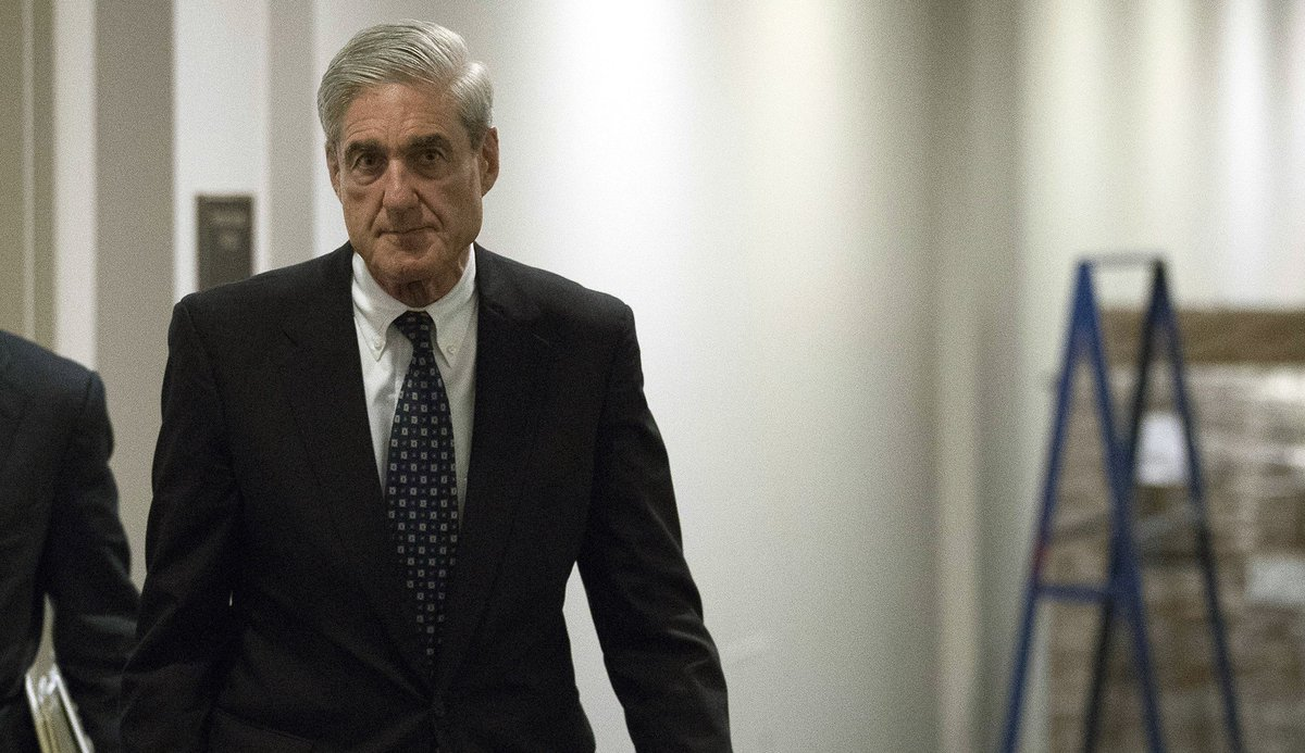 'Time for Rod Rosenstein to fire special counsel Robert Mueller' https://t.co/HhRVmPv2M3