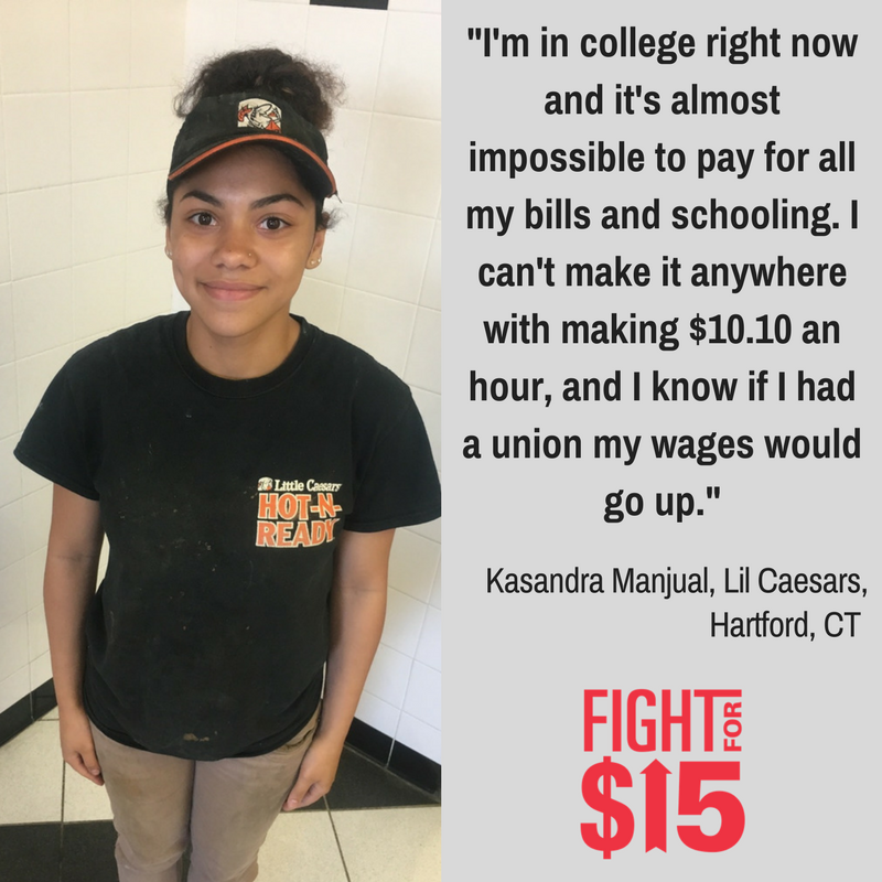 The federal minimum wage hasn&#39;t been raised in almost 9 years; but corporate profit$ are at an all time high. - @fightfor15 #fightFor15 <br>http://pic.twitter.com/pqHjcYX7dH  https:// twitter.com/MoveOn/status/ 1010706580558446592 &nbsp; …
