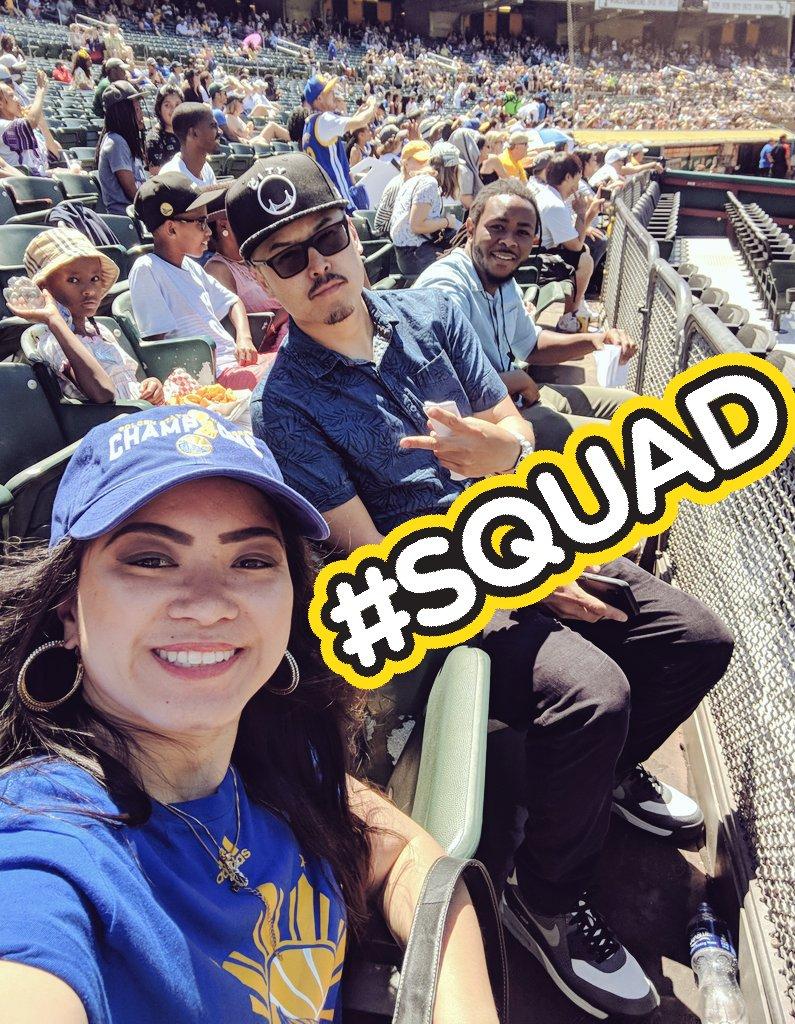 #BRIDGEGOOD #squadd appreciation x #JUGLIFE x Shout-out @Googleorg + @JaValeMcGee + @1jordanbell + @dameology | #InspireOakland <br>http://pic.twitter.com/jCFgPAdmyQ