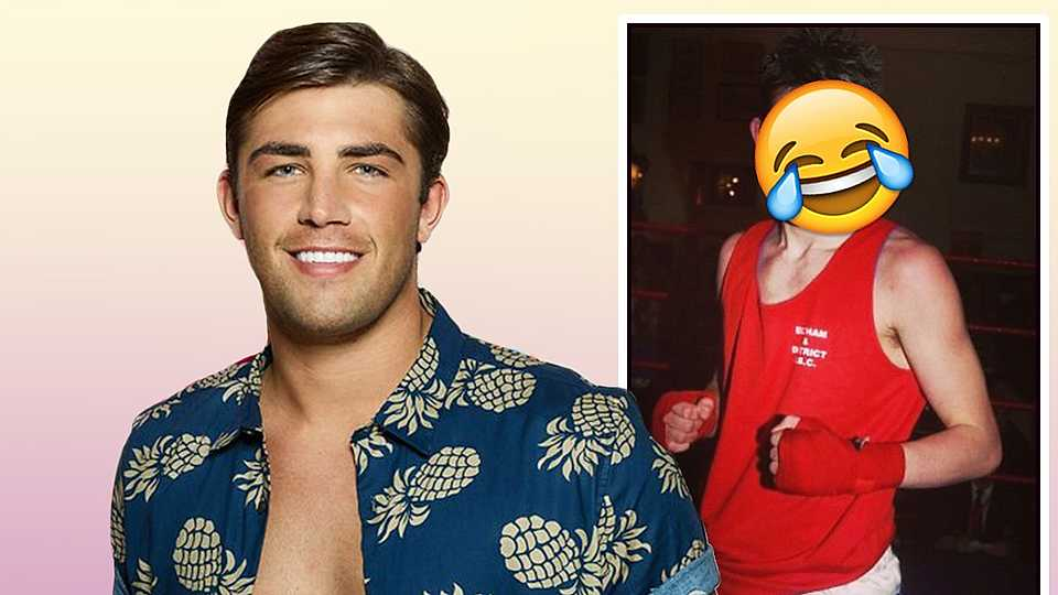 You need to see what the Love Island 2018 lot looked like in school 😅 https://t.co/Jh4MsRpdWK
