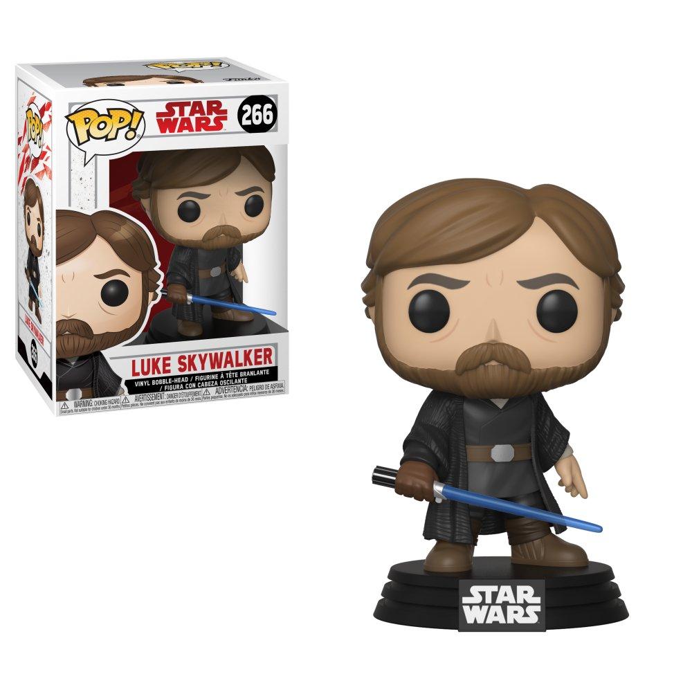RT & follow @OriginalFunko for the chance to win a Luke Skywalker Pop!