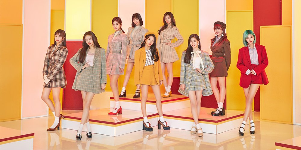 TWICE will be releasing their first full album in Japan soon https://t.co/gy0UuN0e5c