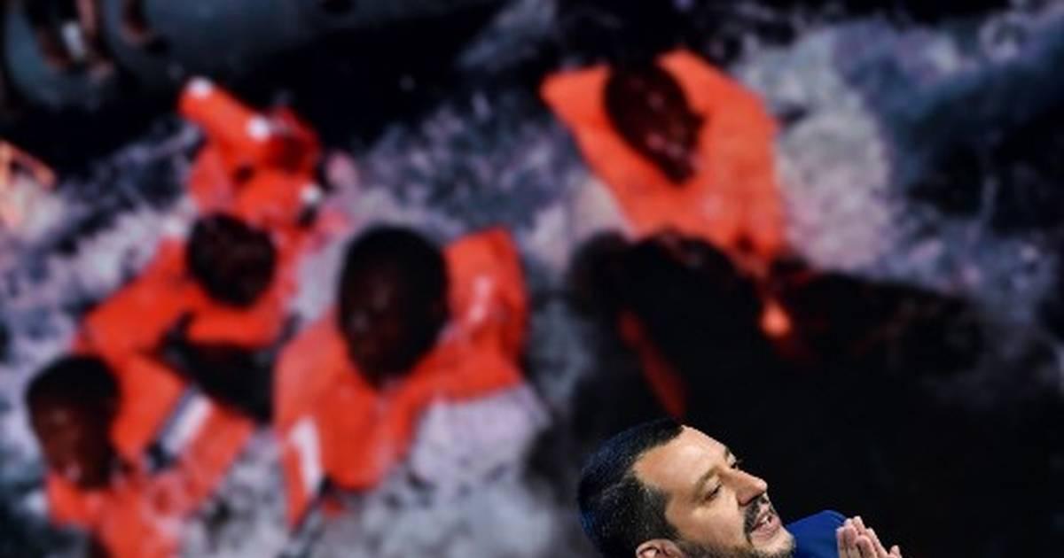 Migrants. Matteo Salvini dénonce 'l'arrogance' du président Macron https://t.co/wYQZUiTY1i