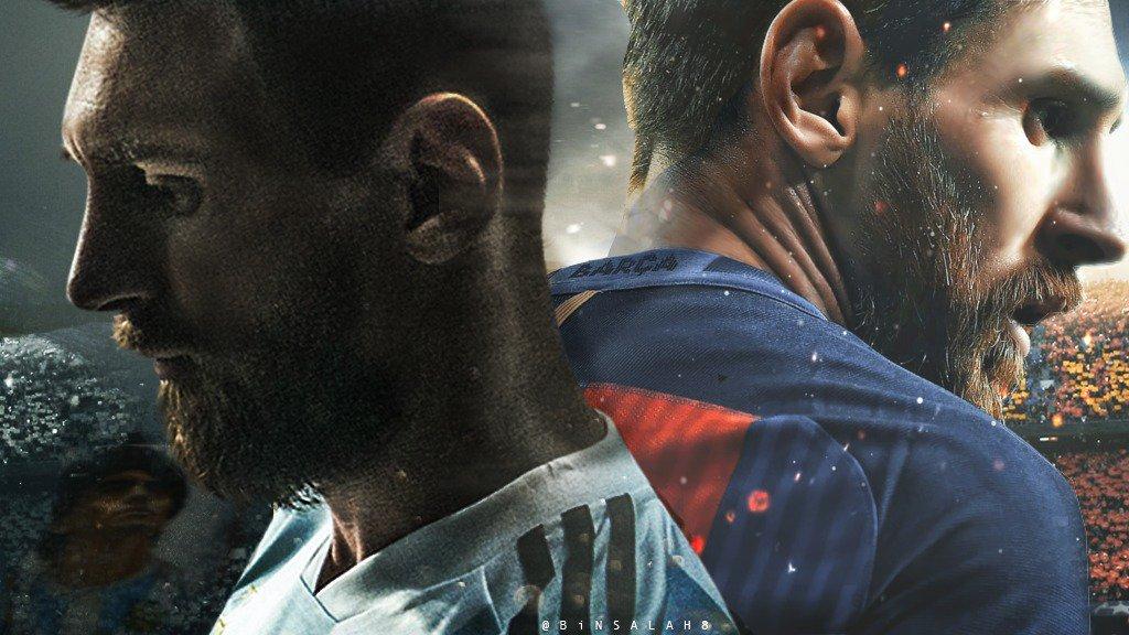 فيديو جديد نقدمه لكم 🔵🔴 ليونيل ميسي ــ لا تستسلم! #Messi31