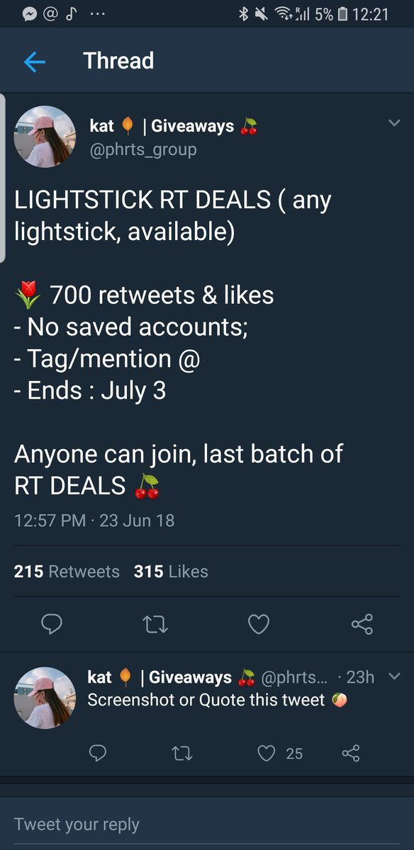 I WANNA TRY OMG. PLS HELP ME GET 700 RT &amp; LIKES   I really want this light stick &amp; i dont have the money to buy the lightstick since im just a student and i dont have savings yet because my school starts at august so i still dont have allowance rn  @phrts_group<br>http://pic.twitter.com/XOWpeRljo8