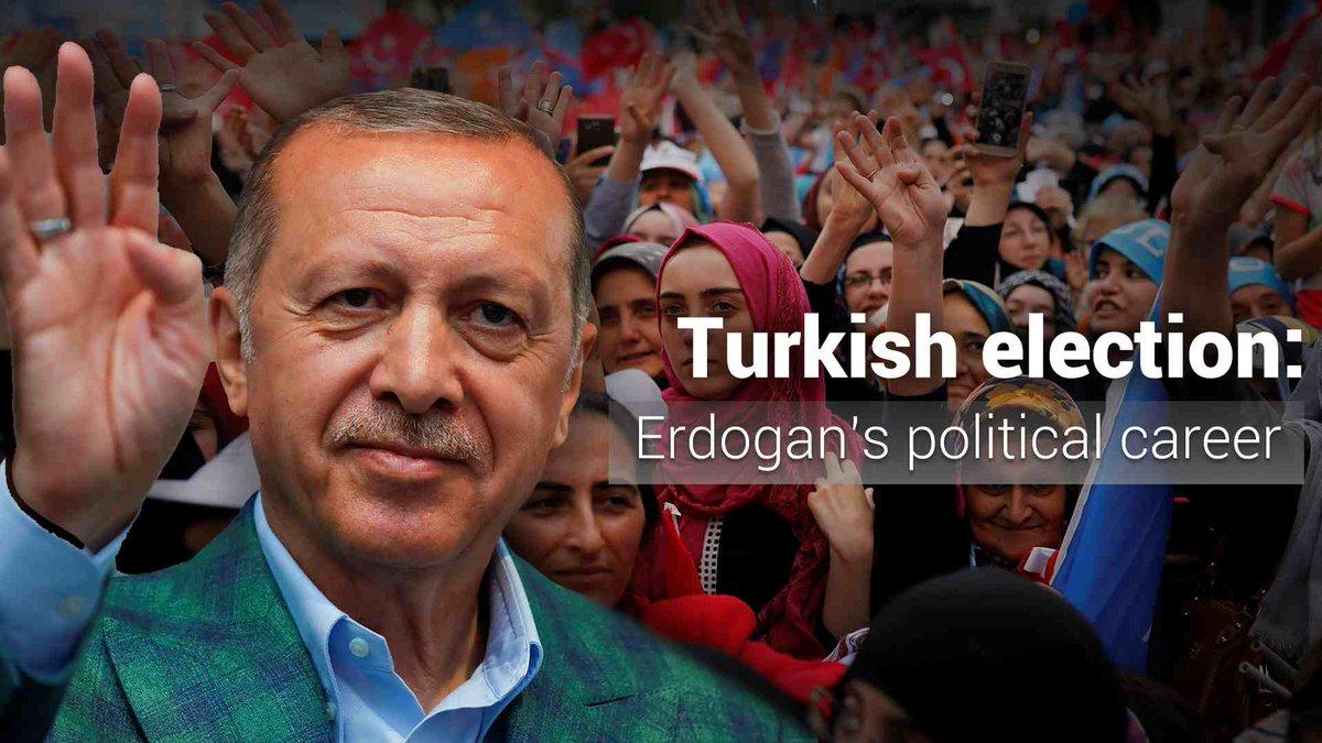 #Turkish election: #Erdogan's political journey https://t.co/0lrnS90Woz