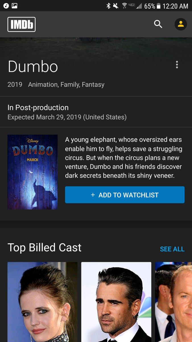 #Dumbo Latest News Trends Updates Images - kyraminn