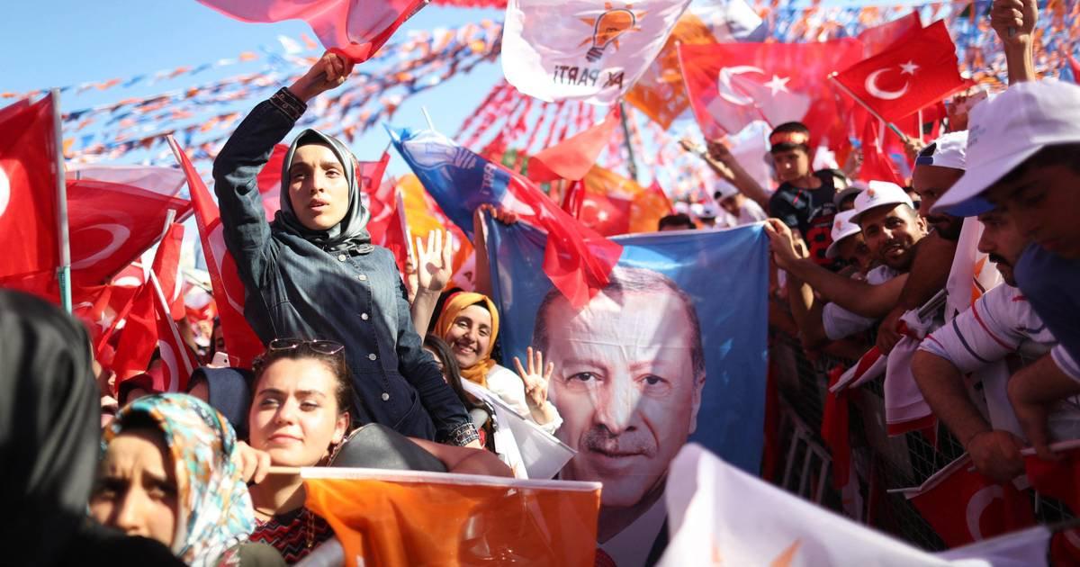 Élections en Turquie. «Un scrutin non libre et non équitable» https://t.co/Fr5DuPoPfJ
