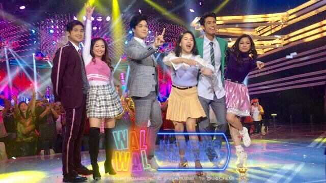 We love the Harajuku theme outfit! #WalwalOnASAP<br>http://pic.twitter.com/RF043xxyab