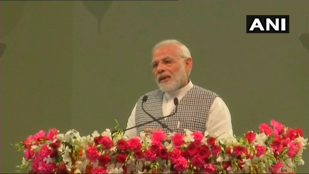 Few days back a historic event took place in Bengaluru,yes I am talking about the India-Afghanistan test match.We should be proud they played their first match vs India. Rashid Khan is an asset to the world of cricket, he was very good in IPL also: PM Modi #MannKiBaat (file pics)