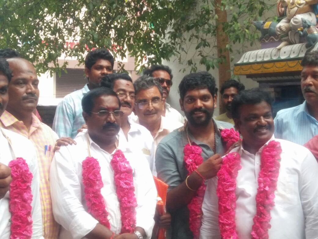 test Twitter Media - All the best to newly elected members of #PROUnion-  President - #VijayMuralee  Secretary - #PeruThulasiPalanivel  Treasurer - @proyuvraaj https://t.co/rpMI7VxNeC